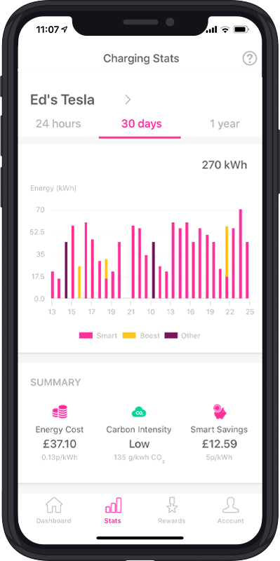 Igloo Energy App