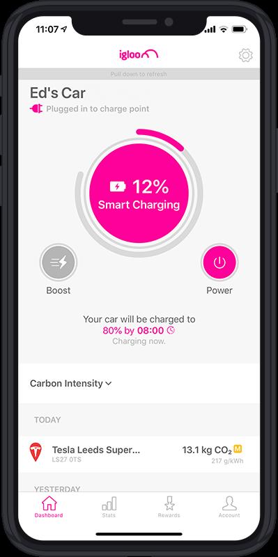 Igloo Smart EV App