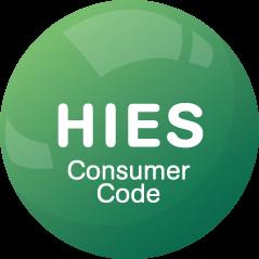 HIES Consumer Code